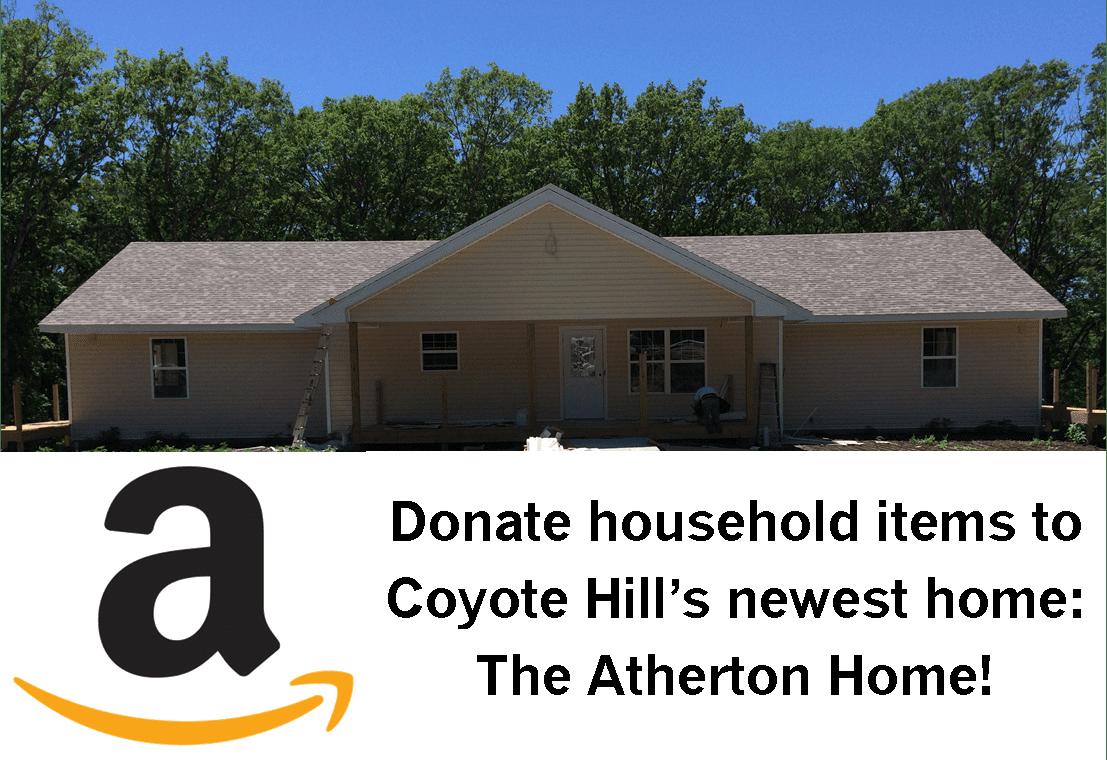Amazon Atherton Home Wish List
