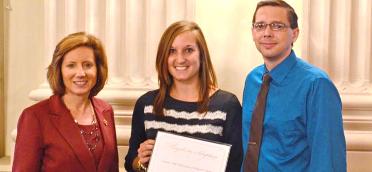 Coyote Hill Receives Congressional Award