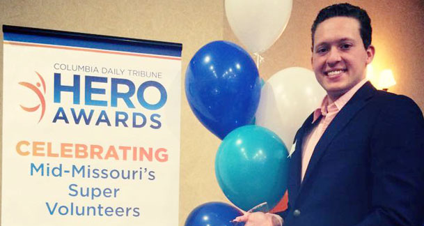 Hero Awards Youth Volunteer of the Year