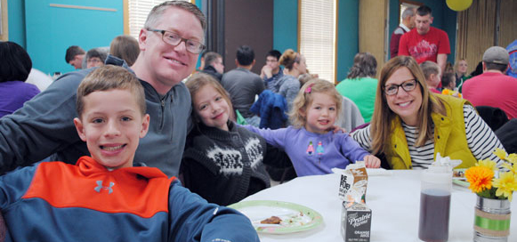 Pancake Breakfast 2015 Raises Most Funds Ever