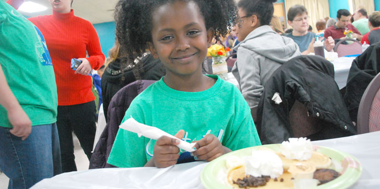 Our 20th Pancake Breakfast – A Tasty Success!