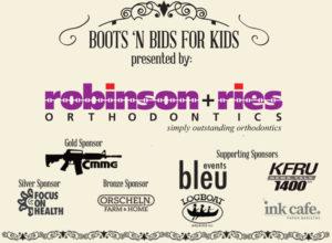 robinson+ries cmmg focus on health boots 'n bids