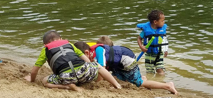 A Summer Camp Experience