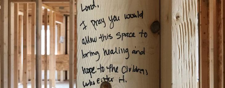 Petersheim Home Prayers