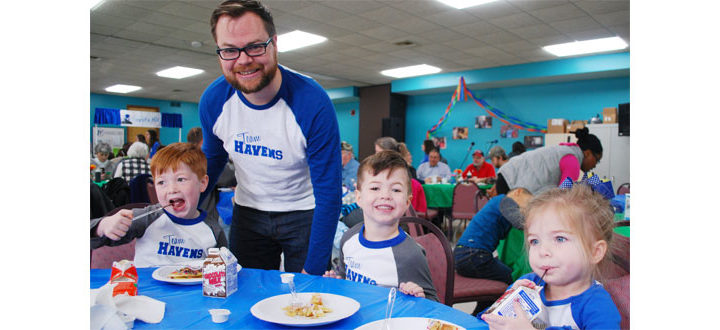 Pancake Breakfast – Sweet Success!