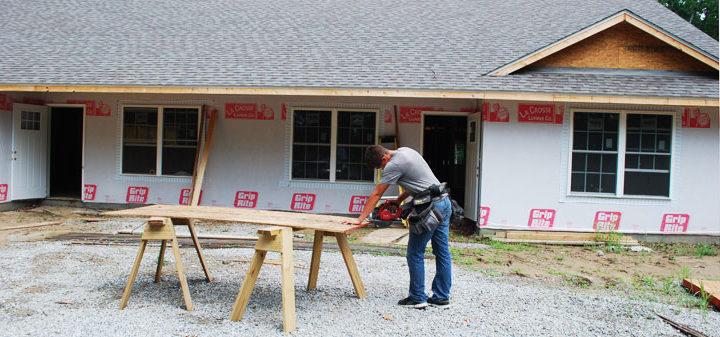 Construction Summer Employee