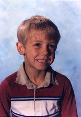 smiling kindergarten boy | coyotehill.org