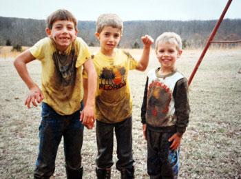 muddy boys | coyotehill.org