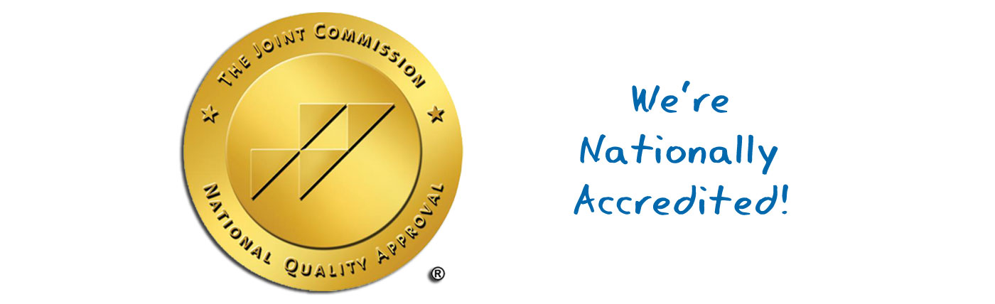 accredited by joint commission | coyotehill.org