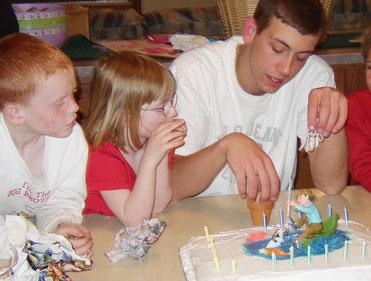 birthday boy | coyotehill.org