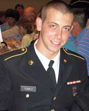 Calvin in uniform 2007