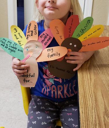 thankful turkey craft | coyotehill.org