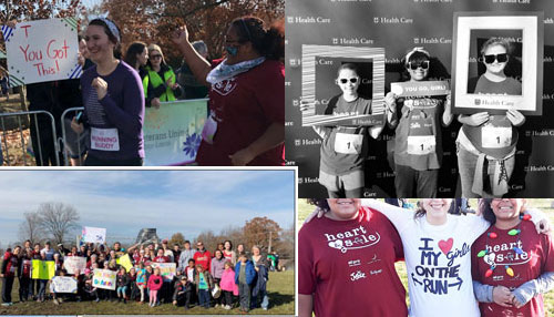 Girls on the Run collage | coyotehill.org