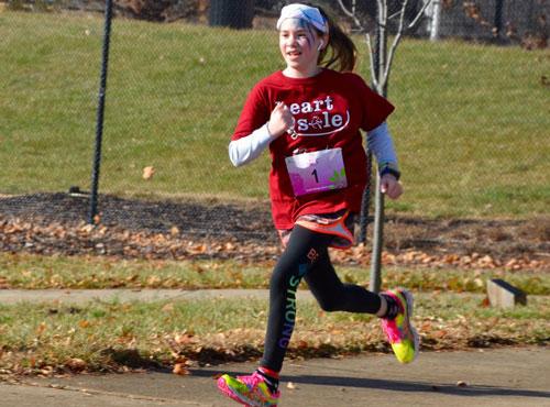 Running girl | coyotehill.org