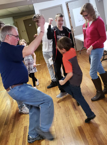 Sunrise Optimists bust some moves | coyotehill.org