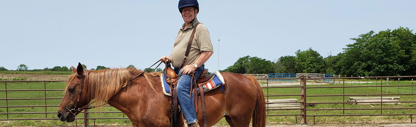 Equine therapy for veterans | coyotehill.org