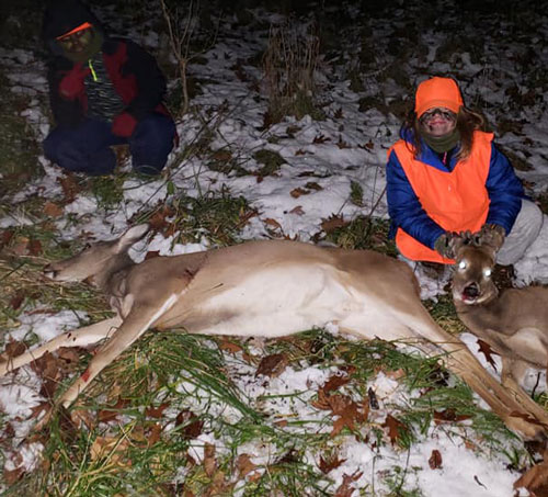youth deer season 2018 | coyotehill.org