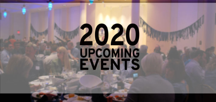 Upcoming 2020 Events