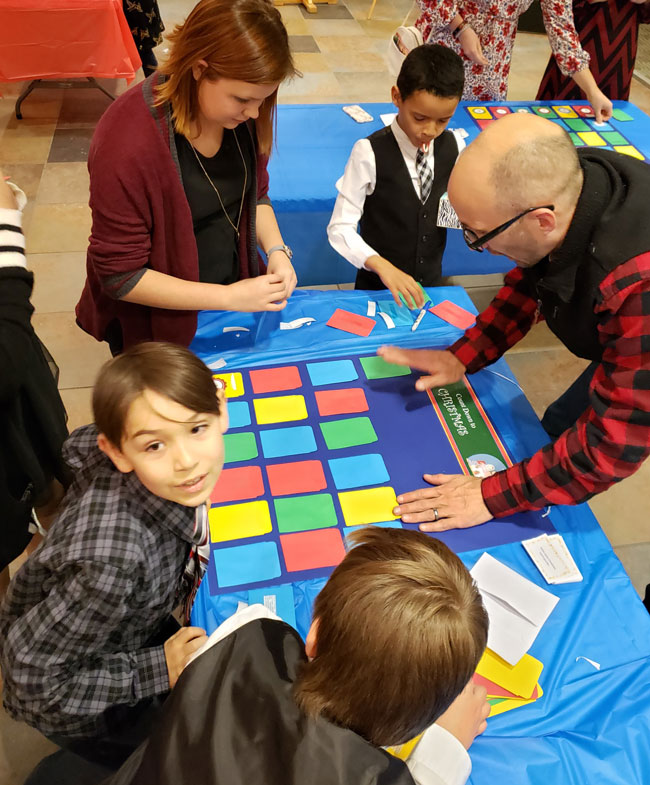 Fun and games at Christmas | coyotehill.org