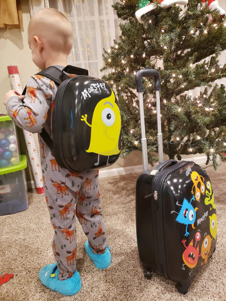 luggage monsters | coyotehill.org