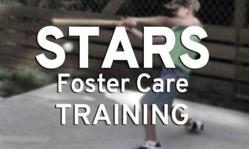 STARS Foster Care Training: Online Class