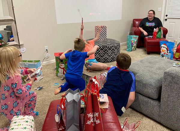 Christmas excitement | coyotehill.org