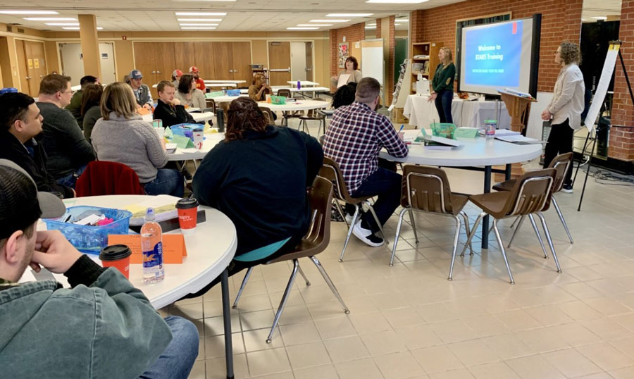 STARS foster parenting class | coyotehill.org