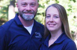 Aaron & Mary Vassar