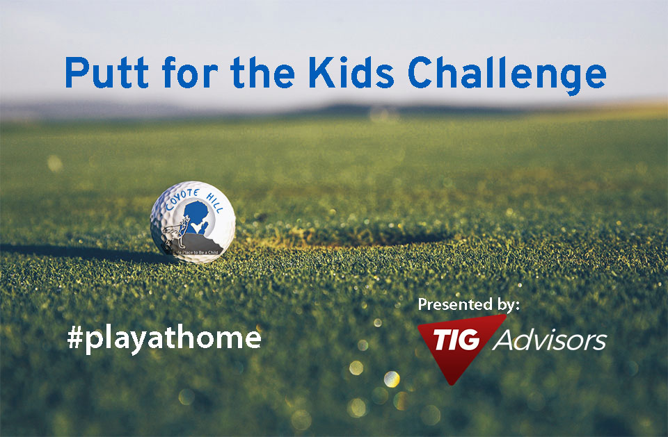 Putt for the Kids Challenge